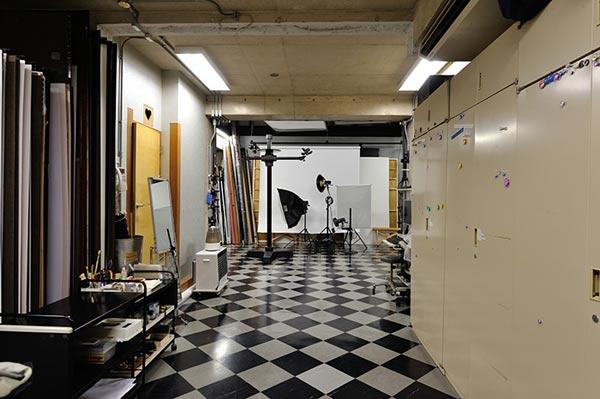 八木スタジオのスタジオ
