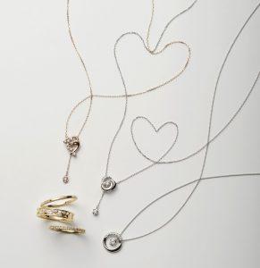 ネックレスと指輪