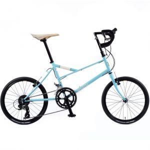 ミニベロ自転車の写真