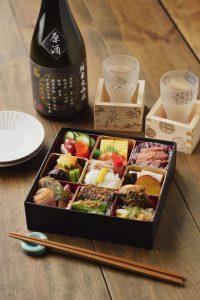 日本酒とつまみ