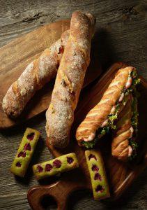 さまざまなパン