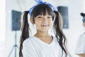 ダンス教室に通う女の子の写真