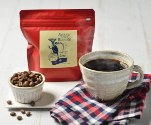 珈琲豆とコーヒー