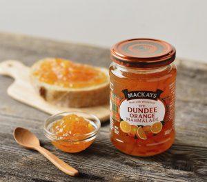 パンにあうオレンジジャム