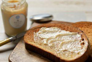 パンに合うミルククリーム