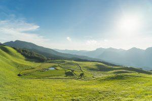 曽爾高原の景色